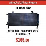 380 A/C Condenser