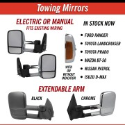 towing mirros